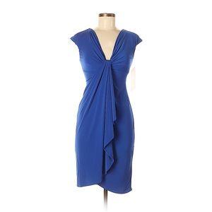 Boston Proper Royal Blue Cocktail Dress